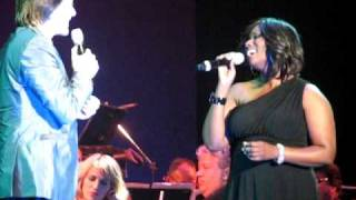Last Night of the World by Clay Aiken & Quiana Parler, video by toni7babe