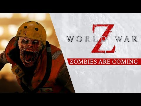 Zombies are Coming Trailer de World War Z