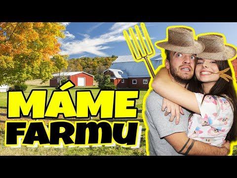MÁME VLASTNÍ FARMU!  - Farm Together  s Luckou #1