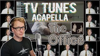 THE OFFICE Theme - TV Tunes Acapella