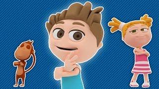 Kukuli – Minky Maceraları 🤸♂️   Çizgi Film & Çocuk Şarkıları   En Komik Maceralar Bir Arada