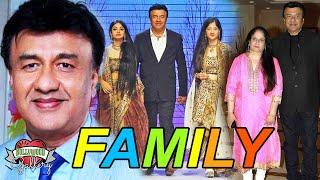 Anu Malik Family With Parents, Wife, Daughter, Brother, Nephew, Career and Biography