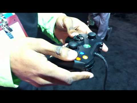 Why The Razer Onza Might Be The Better Xbox 360 Gamepad
