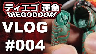 DiegoDoom Vlog#004:Broken Figures