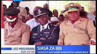Viongozi kutoka Kaunti ya Wajir wadai kuunga mkono mpango wa BBI
