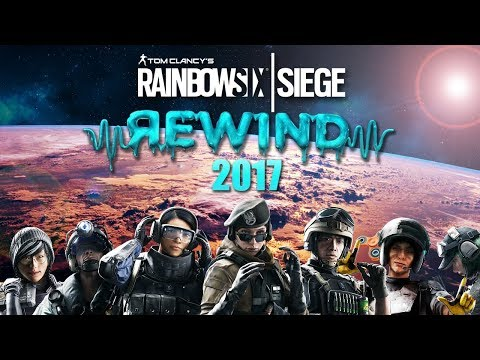 Rainbow Six Rewind 2017