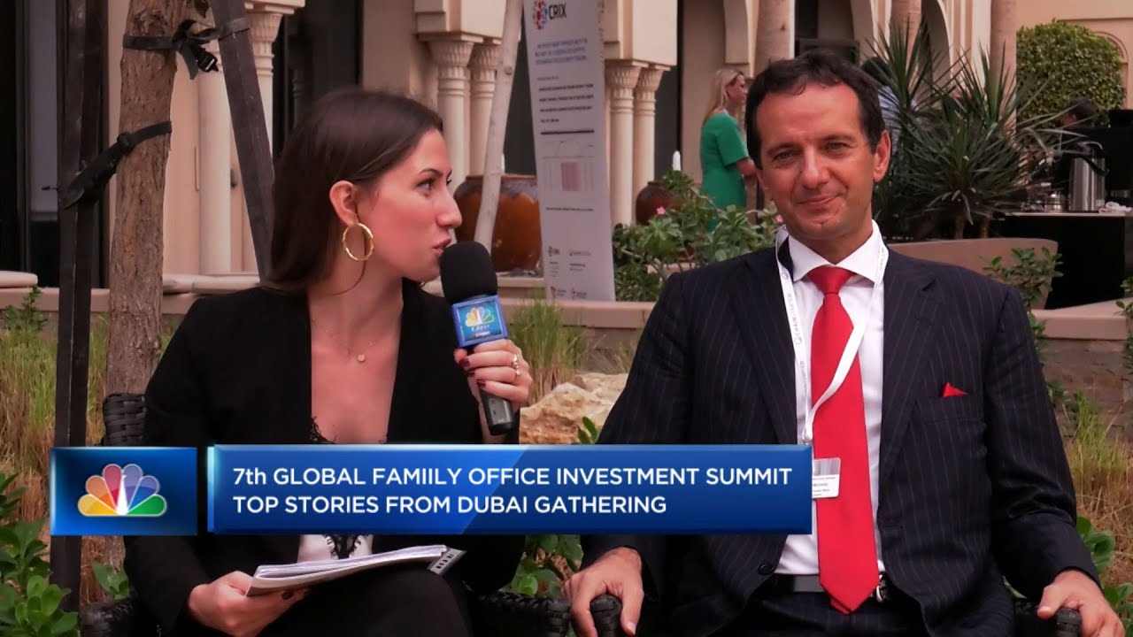 Giuseppe Ambrosio – Monaco Family Office Ass. interview on Class CNBC