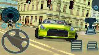 GT-R R35 Drift Simulator - New Android Gameplay HD