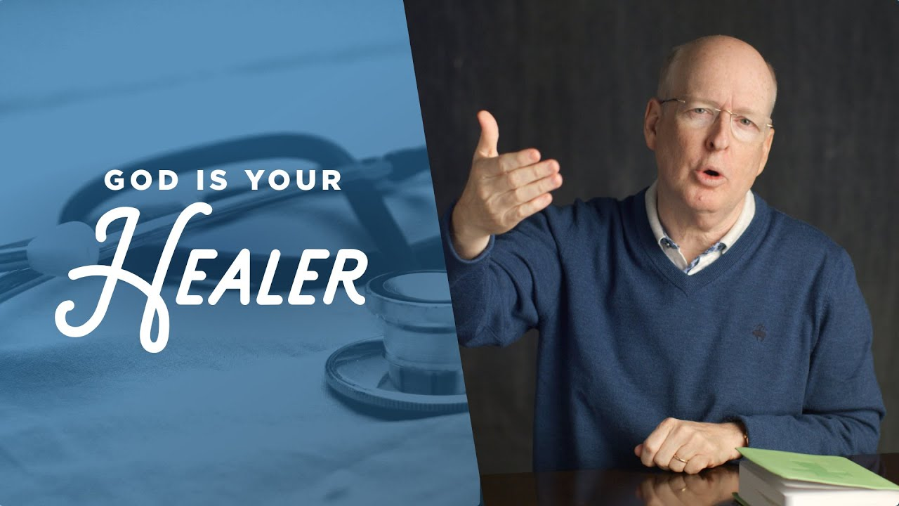 God is Your Healer: Feed Your Soul Gospel Reflections