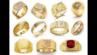 Gold Ring For Men Tanishq