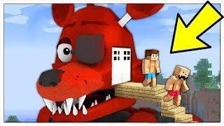 COME VIVERE DENTRO UN ANIMATRONIC! - Minecraft ITA