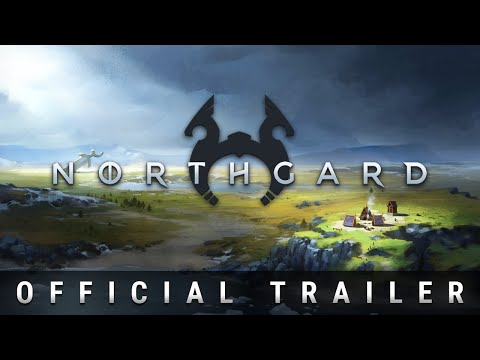 Official Trailer Northgard thumbnail