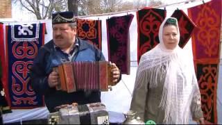 preview picture of video 'День единства народов Казахстана. Ярмарка ремесел'