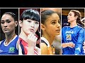 10 Most Beautiful Volleyball Players 2017 HD
