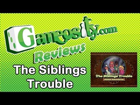 Gameosity Reviews The Siblings Trouble