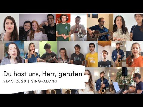 """Videoclip LIED 1 """"Du hast uns, Herr, gerufen"""""""