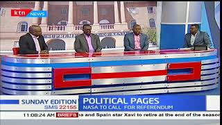 Political Pages: Secession talks draw Western interest
