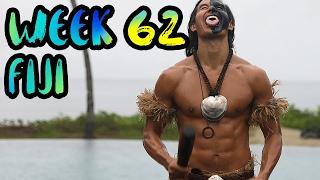 I Married a Fijian Warrior!! Diving with Sharks - NO CAGE!! /// WEEK 62 : Fiji