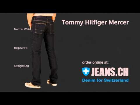 Tommy Hilfiger Mercer Jeans Youtube JEANS CH