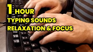 keyboard typing sound 1 hour - Thủ thuật máy tính - Chia sẽ kinh