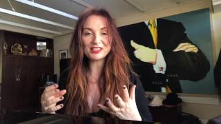 """Sweet Feet"" - Judith Owen solo at home"