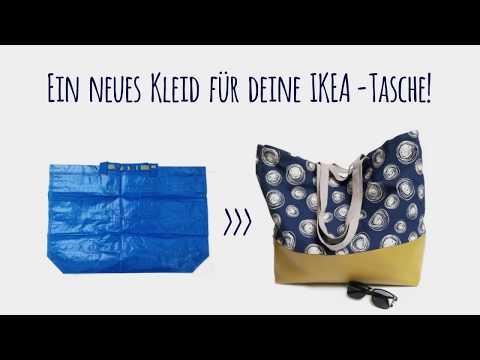 Ein neues Kleid für deine IKEA-Tasche