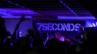 7 Seconds live Here's Your Warning - Aalst Belgium 06/07/2014