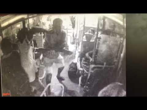 Militar é baleado dentro de ônibus em Aracaju