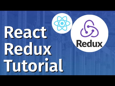 Redux For Beginners | React Redux Tutorial (2021) - YouTube