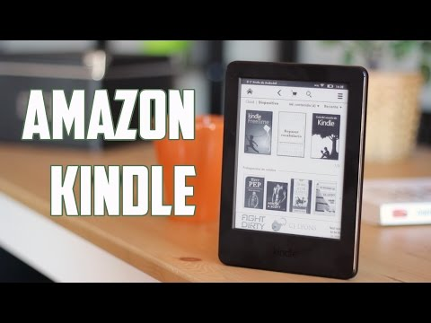 Amazon Kindle, Review en Español