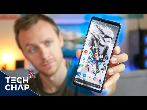 External Review Video 78kT8vlG1bg for Sony Xperia 1 II 5G Smartphone w/ Alpha