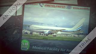 Hire Classy Air Ambulance Service in Siliguri by Medilift