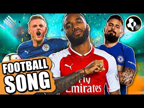 Who Should Play Up Front Premier League Football Songs | MP3