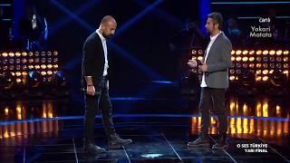 Yener Bulut & Ümit Durak - Mamak Türküsü   O Ses Türkiye Yarı Final