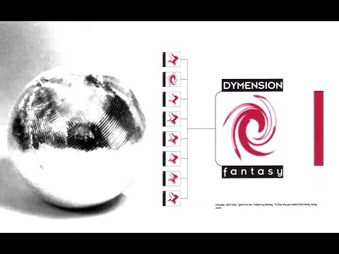 Dymension - Nothing Can EURODANCE 1995 90's