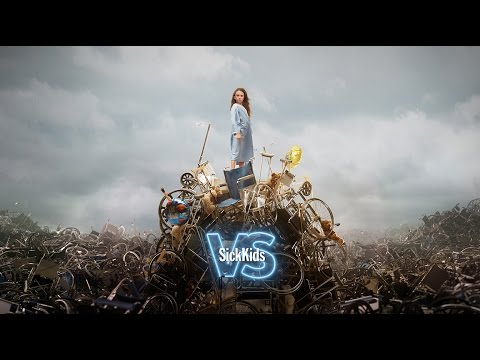 SickKids Commercial (2016 - 2017) (Television Commercial)