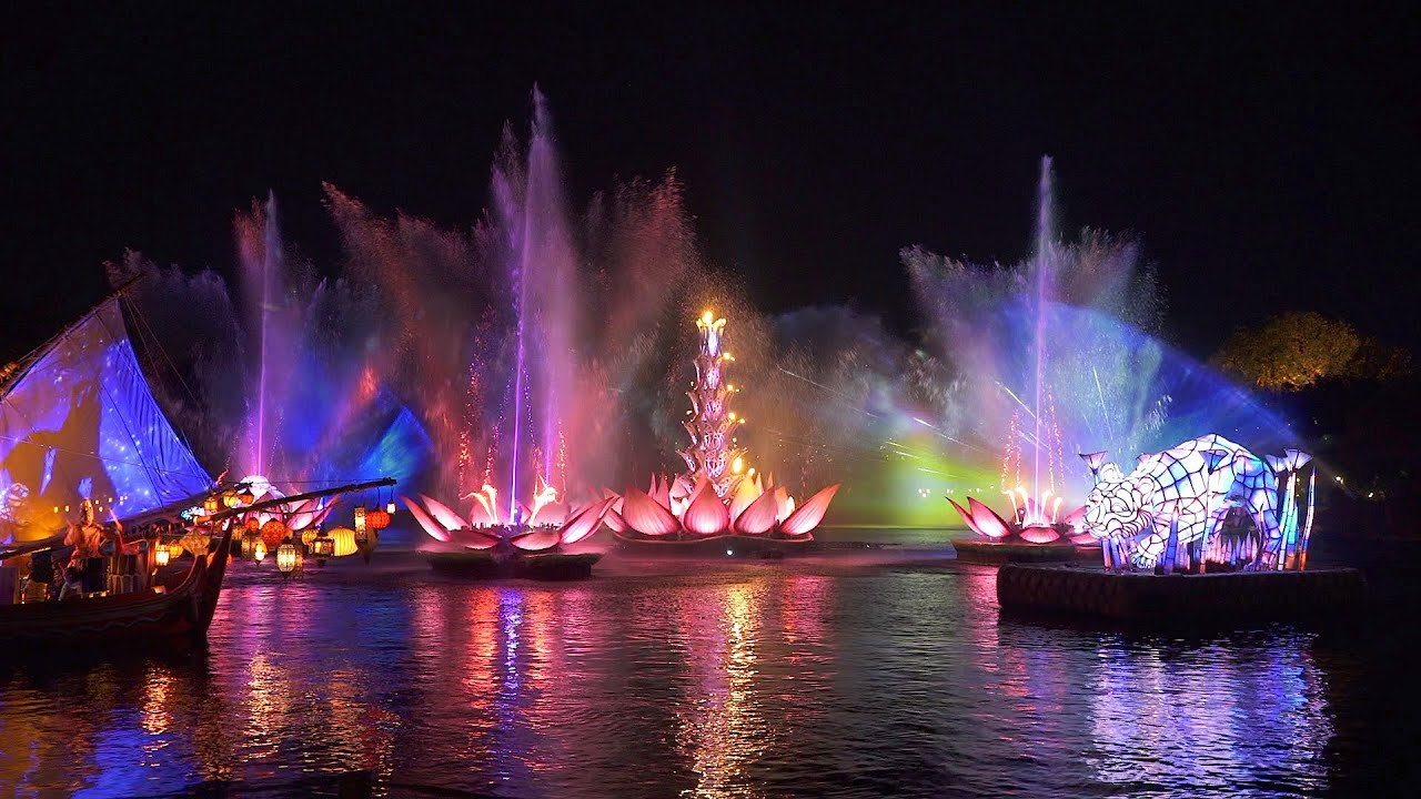 Rivers of Light full original show