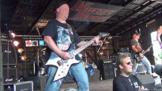 Artillery - Terror Squad Live @ Headbangers Open Air 2012
