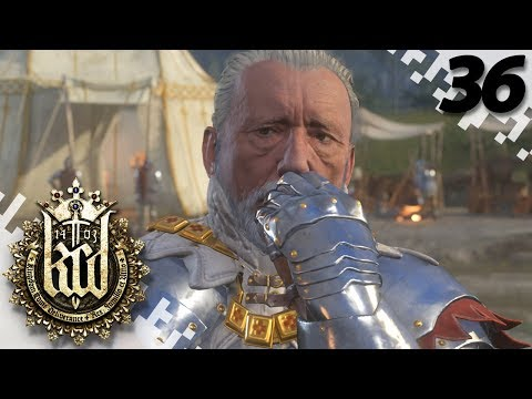 KINGDOM COME: DELIVERANCE - Sneaky Sneaky! - EP36 (Gameplay)