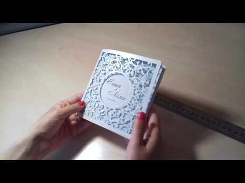 Exclusive - студія весільної поліграфії, відео 1