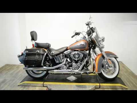 2015 Harley-Davidson Heritage Softail® Classic in Wauconda, Illinois