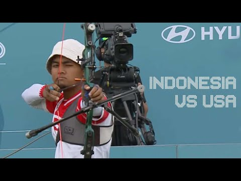 Road to Tokyo - Indonesia vs USA (Final)