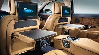 2018 Jaguar XJ - Review