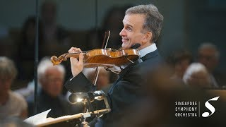 Mendelssohn: Violin Concerto | Gil Shaham with Singapore Symphony Orchestra, Lan Shui | Dresden