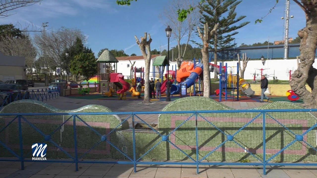 Reinauguración del parque Las Viñas