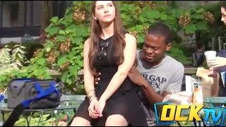 Extreme Sitting On People Prank! (GIRLS EDITION)