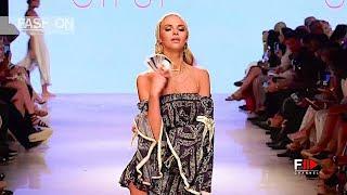 SURF GYPSY Art Hearts Fashion Beach Miami Swim Week 2018 SS 2019 - Fashion Channel
