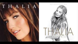 Thalía Vs. Thalía - Tranquila + Alguien Real [Mashup Remix]