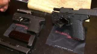 Kel-Tec PF-9 Reduced Power Spring Kit Installation - YouTube