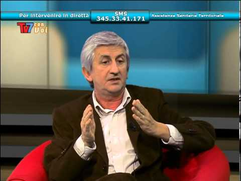 TV7 CON VOI: ASSISTENZA SANITARIA TERRITORIALE - 2013 gruppo Tv7